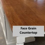 Standard face grain