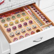 K-cup drawer insert