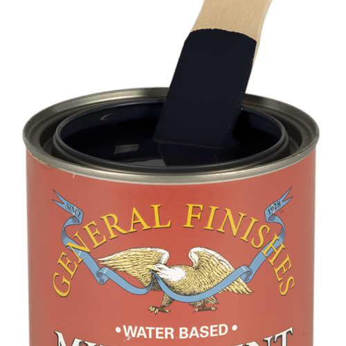 General Finishes Milk Paint Coastal Blue